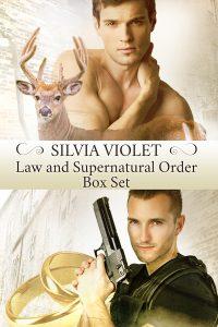 Law and Supernatural Order Bundle